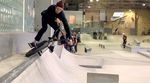 Wie schon bei der Premiere ging es auch bei der zweiten Auflage der kunstform X Subrosa Winter Escape Session in der Skatehalle Berlin gut ab.