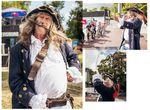 """Zur Unterhaltung der jüngeren Gäste war ein Pirat auf dem Schlachthof unterwegs. Nach jedem Kunstück hat der Pirat immer ganz laut """"Applaus"""" gebrüllt, natürlich haben dann immer alle geklatscht"""