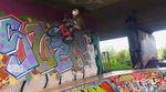 Andras Novak hat sich für dieses Video den Hall of Fame Skatepark und die Kesselschmiede in Kassel vorgeknöpft. Hier geht