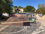 DIY-Streetbereich für den Butcher Jam 2019 im Schlachthof Flensburg