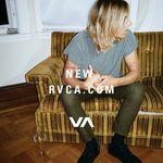 NEW RVCA.COM SURF