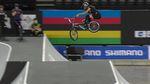Hier entlang für die Highlights vom Training der Damen auf den UCI BMX Freestyle Park World Championships 2021 in Montpellier (Frankreich).