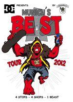 Munich Beast Tour 2012