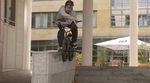 Kilian Reichmeyer hat auf den Straßen von München einen Hammerclip nach dem nächsten für Fitbikeco. und AllRide BMX Distribution gestackt.