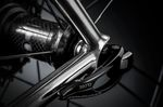 Dank des WIG-Verfahrens kommt der Rahmen des EDDY70 ohne unschöne Schweißnähte aus. (Foto: Eddy Merckx Cycles)
