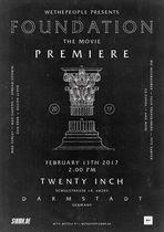 wethepeople Foundation Video Premiere bei Twenty Inch in Darmstadt