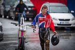 Fraser McGlone, 6ter bei den Junioren - 2012 Leogang World Champs. Foto Duncan Philpot