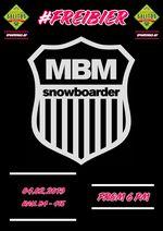 FREIBIER SNOWBOARDER MBM SALITOS