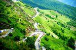 Die Pyrenäen sind jedes Jahr Teil der Tour de France. Foto: Sirotti