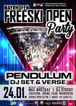 BIG MFO PARTY _Pendulum