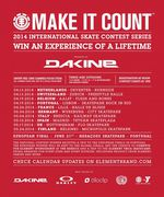 Element Make it Count 2014