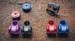 Dirt 100 Reset Headset, GoPro Hero 3+ Black, Hope AM/Freeride