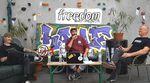 """Beim ersten Halle59 X freedombmx Stammtisch plaudern Felix Prangenberg, Marcel """"Makl"""" Heinrich und Markus Wilke über BMX in Deutschland und das Profidasein."""