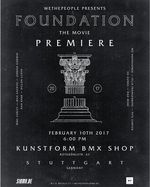 wethepeople Foundation Video Premiere bei kunstform in Stuttgart