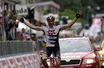 Etappensieg beim Giro d
