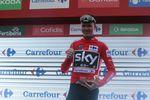 Froome hat seine Führung bei der Vuelta a España 2017 noch weiter ausgebaut. (Foto: Sirotti)