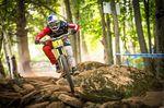 Aaron Gwin Downhill Mountainbike Racer