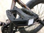 BMX Pedale Merritt Plastik