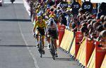 21-07-2018 Tour De France; Tappa 14 Saint Paul Trois Chateaux - Mende; 2018, Team Sky; Froome, Christopher; Geraint, Thomas; Mende;