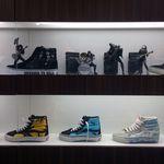 Vans Sk8-Hi Kiss Schuhe