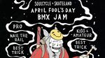 Am 1. April 2017 findet im Skateland Rotterdam der April Fool