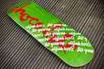 Chocolate Skateboards Gewinnspiel