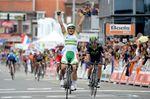 Natürlich hat Valverde nicht alles gewinnen können. Hier konnte sich Simon Gerrans bei Lüttich-Bastogne-Lüttich gegen ihn durchsetzen. Insgesamt sicherte sich Valverde aber konstant Punkte. (Foto: Sirotti)
