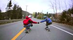 Longboarding Proposal Marriage Matt Kienzle