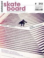 Monster Skateboard Magazine #313