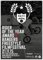 freedombmx Rider of the Year Party 2015