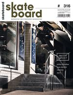 Monster Skateboard Magazine #316