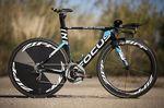 Zeitfahren bestreitet Ag2r La Mondiale mit dem Focus Izalco Chrono Max.