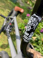 Volume Bikes Demarcus Paul War Horse BMX Lenker in 9""