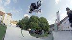 """Bikeflip to Whip? Hier entlang für 17 Minuten raw footage vom """"BMXtreme Fest 2021""""-Minirampcontest mit Martin Rantes, Michael Beran uvm."""