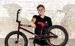 Evan Brandes ist neu auf Haro BMX. Für diesen Bikecheck haben wir uns das neue Rädchen der 16jährigen Nachwuchshoffnung mal genauer angeguckt