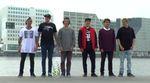 Federal Bikes hat Jordan Aleppo, Roy Van Kempen, Anthony Perrin, Jason Eustathiou, Michal Smelko und Carlo Hoffmann nach Amsterdam geschickt. Gucken. Jetzt!