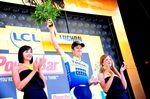Rogers zeigte sich in Klasse Form und hat die 16. Etappe der Tour verdient gewonnen. (Foto: Sirotti)