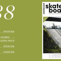 Monster Skateboard Magazine 338
