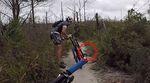 Ein Babykrokodil hat in Florida zwei Mountainbiker angegriffen. Dieses Video zeigt, was sich im Jonathan Dickinson State Park genau zugetragen hat.