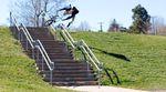Rob DiQuattro hat sich mit einem Triple Kinked Handrail der aller fiesesten Sorte angelegt. Wie der Battle ausgegangen ist, erfährst du hier.