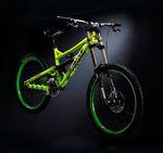da-bomb asian downhill mountain bikes