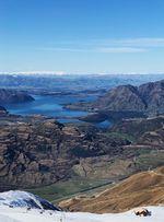 new zealand, neuseeland, snowboard, berge