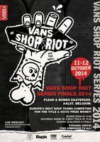 Vans Shop Riot 2014