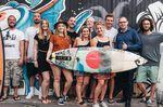 Das Team von Ulm Surfing