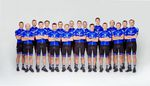 Das Team von Gazprom-RusVelo besteht vornehmlich aus jungen, Top-Nachwuchsradsportlern aus Russland.