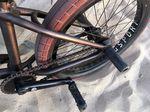 Hinterbau des PIVN Kevin Nikulski Signature Frame von Autum Bikes