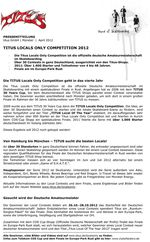 Titus-Locals-Only-Competition-2012---Pressemitteilung