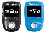 Die beiden  Spitzenmodelle der Sport- und Fitness-Serie - SP 8.0 und Fit 5.0 mit LCD-Farbdisplay, Wireless-Funktion, Muscle Intelligence und Online-Trainingscoach.