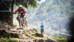 Beerbt Luca Shaw Steve Peat im Downhillteam von Santa Cruz?