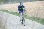 Jasha Sütterlin (Movistar) ist einer der deutschen Fahrer, die bei der Tour de France 2018 antreten werden. Zusammen mit vier Teamkollegen wird Sütterlin das Klettertrio (Quintana, Valverde und Landa), das das Team anführen wird, in den drei Wochen unterstützen. (Foto: Sirotti)